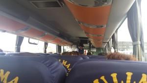international bus to Peru
