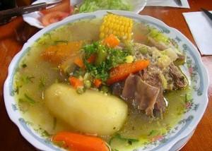 Beef Cazuela